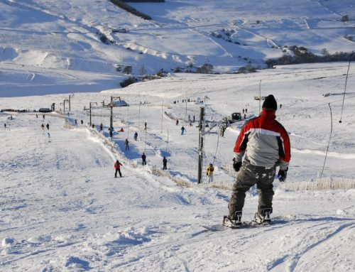 Yad Moss Skiing